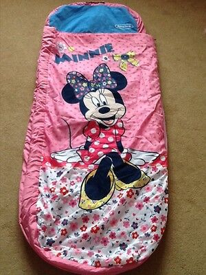 Minnie Mouse inflatable bed