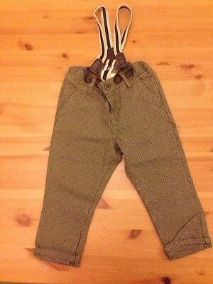 H&M Baby Boy Trousers 9-12m