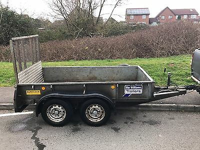 Used GD84 Ifor Williams Trailer
