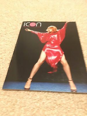 Madonna ICON magazine issue 46 Confessions on a Dance floor 72 pages
