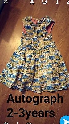 Girls party Dress age 2-3 years