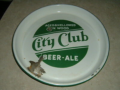 City Club Beer Tray City Club Brewery Toronto