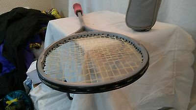 RSL R-S Ace Tempered Steel Badminton Racket. Used.
