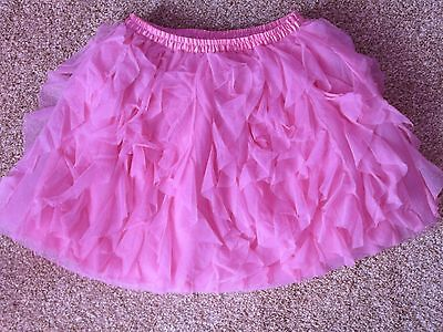 Gymboree Fairy Wishes Pink Tulle Skirt - Size 10 - EUC
