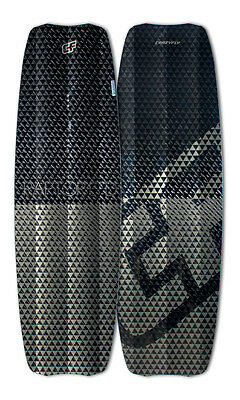 2016 CrazyFly Raptor Ltd Kitesurfing Board - Freeride Freestyle Carbon Kiteboard