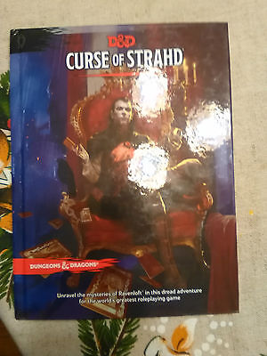 Dungeons and Dragons: 5th edition, Curse of Strahd