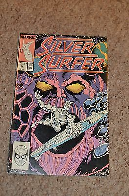 Marvel Comics Silver Surfer Vol 3 Issue 85 FN+