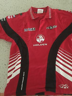Official Holden  Racing Shirt Size S From 2004