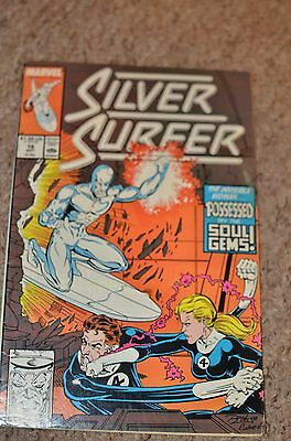 Marvel Comics Silver Surfer vol 3 issue 16 FN