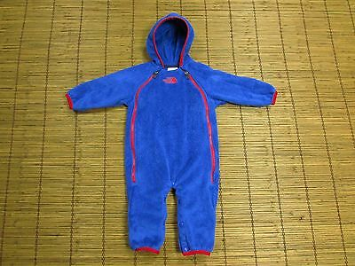 The North Face Buttery Fleece Bunting Infant Size 3-6 Months