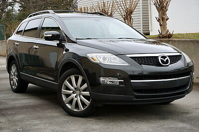 2007 Mazda CX-9 Grand Touring 2007 Mazda CX-9 Grand Touring SUV 3rd Seat ~ NAVIGATION ~ Leather ~ TV/DVD CX9