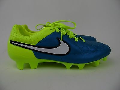 Nike Tiempo Legacy FG Leather Soccer Cleats - Women's - BRAND NEW