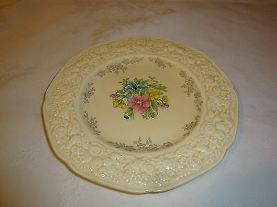 Crown Ducal Florentine Plates Bread And Butter 6.25 Inch