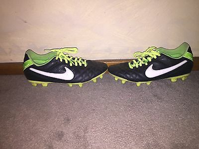 Nike air tempo Football Boots Size US 8.5