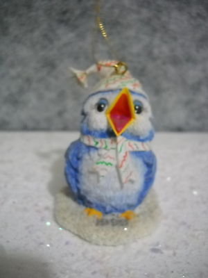 Sonshine Promises Blue Bird Singing To You Makes My Heart Shine Ornament