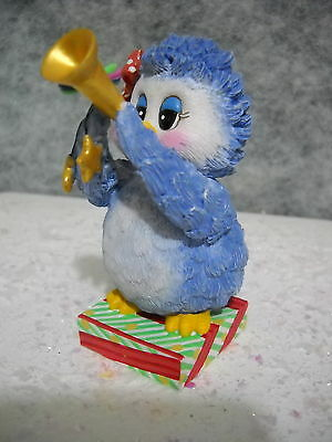 Sonshine Promises Blue Bird Something To Toot About Sty#7064 #ed 1036