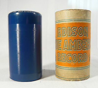 EDISON Blue Amberol Record 2652 The STAR SPANGLED BANNER  T Chalmers & Cho ORA