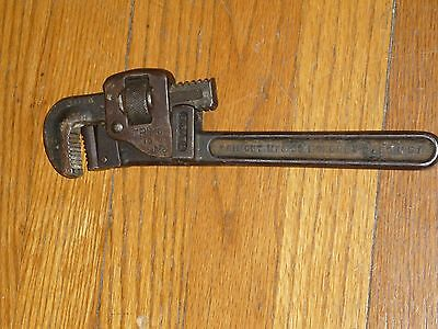 Vintage TRIMO 10 Pipe Wrench