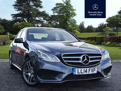 2014 Mercedes-Benz E Class E220 CDI AMG Sport 4dr 7G-Tronic Diesel grey Automati