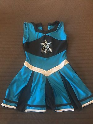 Fitness and Dance (FAD) Junior Cheerleading Costume / Dress