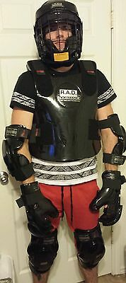 R.A.D. Redman Systems Dynamic Aggressor Suit Protective Gear Police/MMATraining