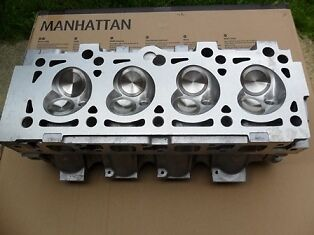 Ford CVH Cylinder Head 1.6 - 2.0 Big Valve Ported & Airflow Tested