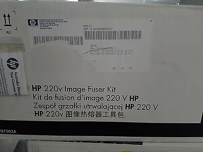 HP 220v Image Fuser Kit Q7503A