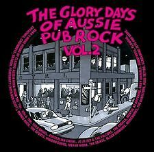 Glory Days Of Aussie Pub Rock Vol. 2  4Cd New