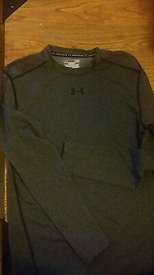 tee shirt under armour homme compression