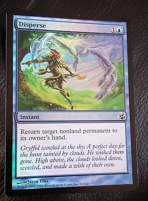 1x Magic the Gathering MTG - Disperse - foil card