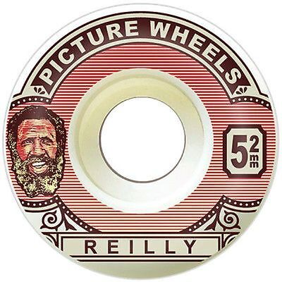 Picture Wheel Co - Keiran Reilly PSU 52mm Wheels