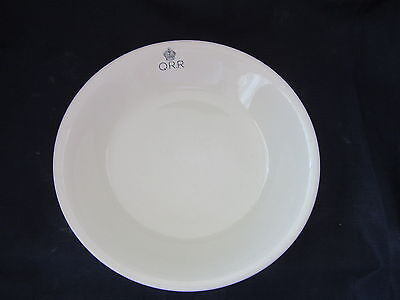 Australian Queensland Railway Refreshment Rooms Buffet Dining Car Dish Wembley