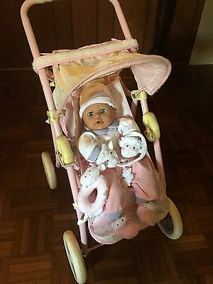 Huge Lot Of Baby Annabelle And Baby Born- 2 Dolls, Many Accessories And Clothes