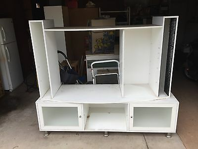 TV Cabinet Entertainment Unit Furniture - Pickup Only
