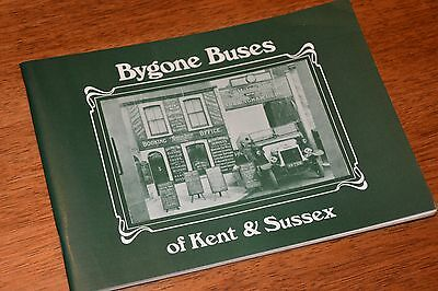 Bygone Buses Of Kent And Sussex Vol 1 Ref B23
