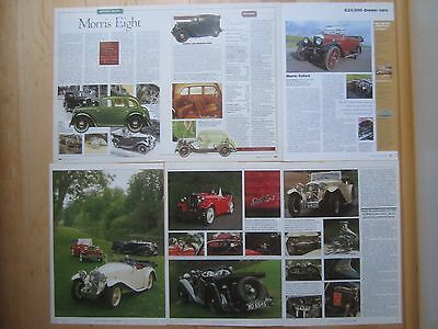 Morris Eight 1934-48 Buying Guide, Oxford 1926 & Wolseley Hornet Special Reports