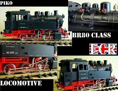 PIKO BR80 LOCO G SCALE 45mm GAUGE SPARES & PARTS GARDEN RAILWAYS ELECTRIC TRAINS