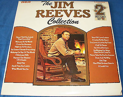 The Jim Reeves Collection - 1974 Double Gatefold Lp - Camden Pda010 - Ex/ex