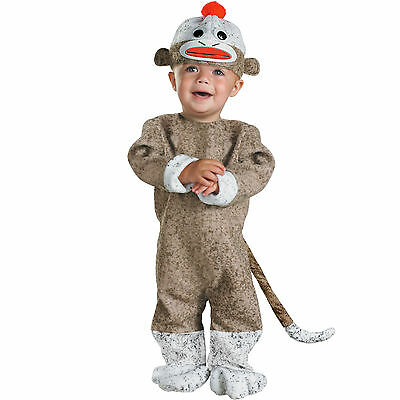 Toddlers Monkey Costume