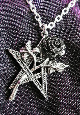 New Alchemy Gothic Ruah Vered Breath of Life Pendant P715