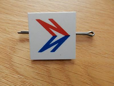 National Bus Company Double N Bus Badge
