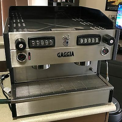 Gaggia TE/TD - 2 Group Commercial Coffee Machine
