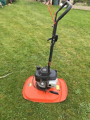 Flymo XL500 Petrol Hover Lawnmower with 160 Honda Engine