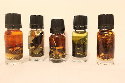 ATTRACTION Hoodoo Condition Oil: (Money, Love, Friends), Handmade by Pure Hoodoo