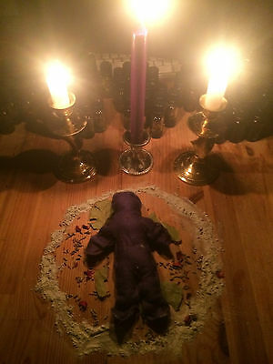 3-Day DOLL BABY WORK - Hoodoo, Spell casting, Voodoo, Love, Curse, Control