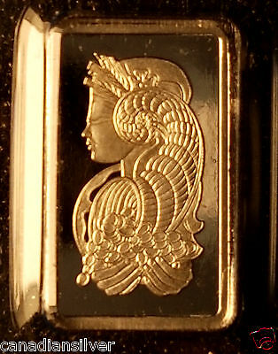 1 gram Palladium Bar 999.5 - PAMP Suisse In Assay Card with Certificate Number