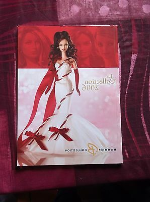 barbie collection/collector catalogue 2006