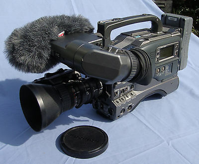 JVC GY- DV500  DV Camcorder with Zoom Lens + 65mm Wide Angle Lens