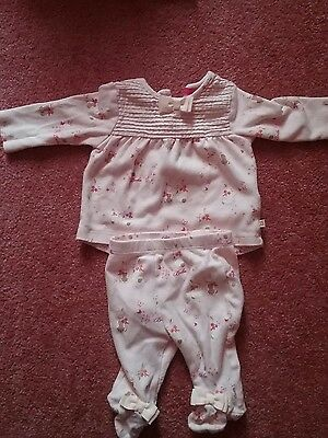 ted baker baby girl 0-3 outfit