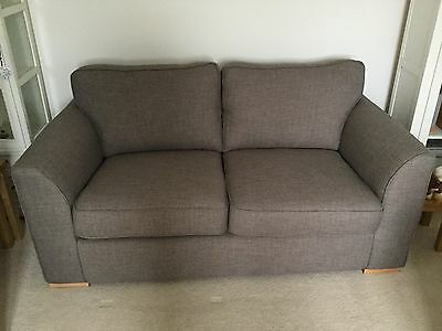 2 X DFS Sprint 2 Seater Sofas Brand New With Tags rrp £578 Each.